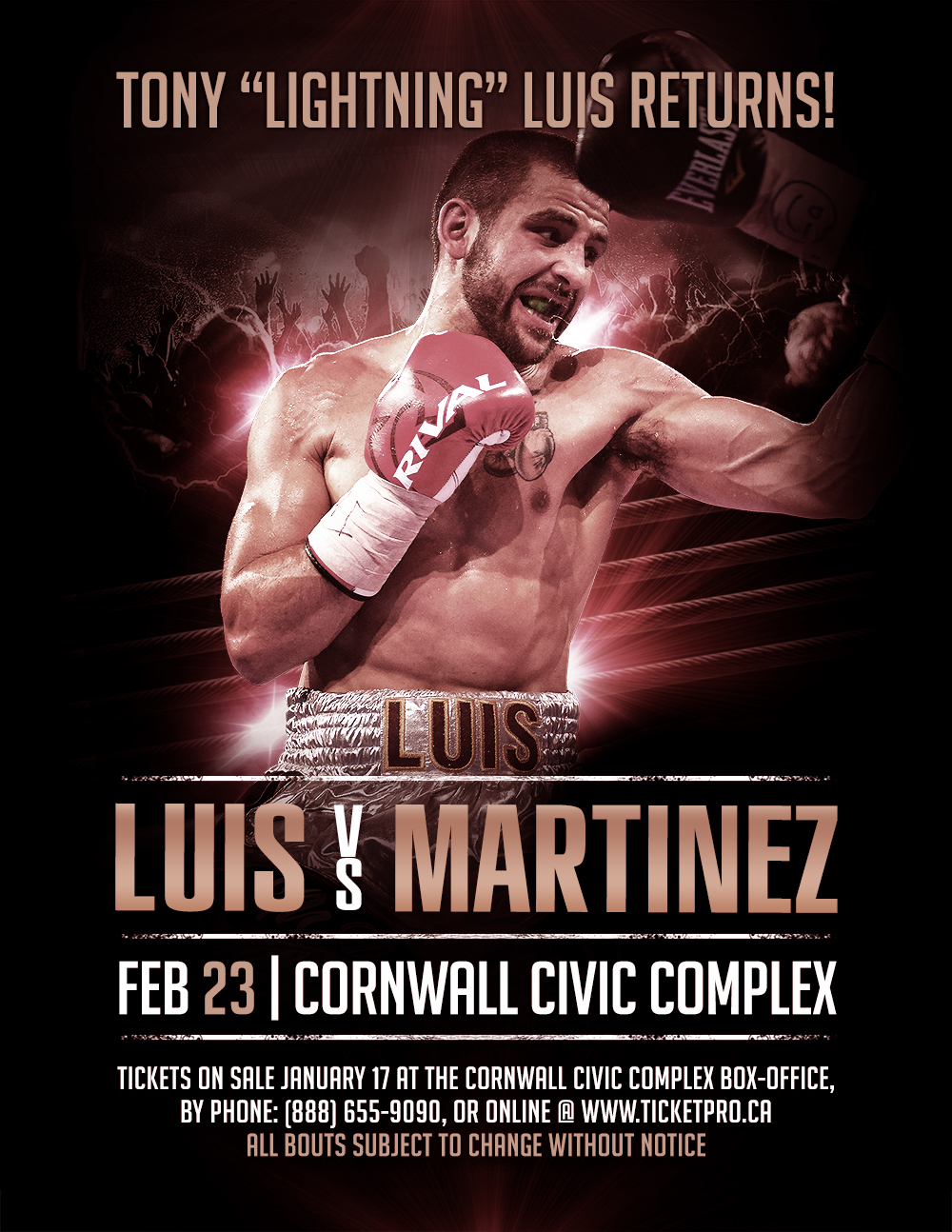 liveco-boxing-tony-luis-juan-jose-martinez-fight-poster
